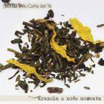 arancia e noce moscata alla corte del tè