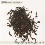ceylon op decaffeinato alla corte del tè
