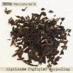 highlands ftgfop1sf darjeeling bio alla corte del tè