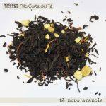 tè nero arancia alla corte del tè