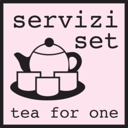 SERVIZI / SET / TEA FOR ONE