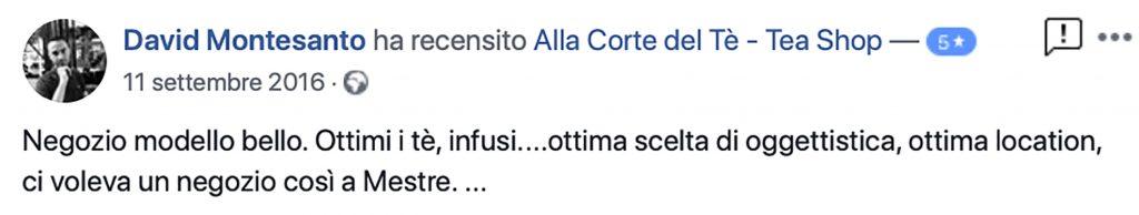 Recensione Montesanto